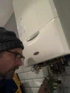 Fitting an Alpha eTec Plus boiler